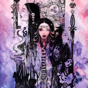 Hecate Queen of the Witches