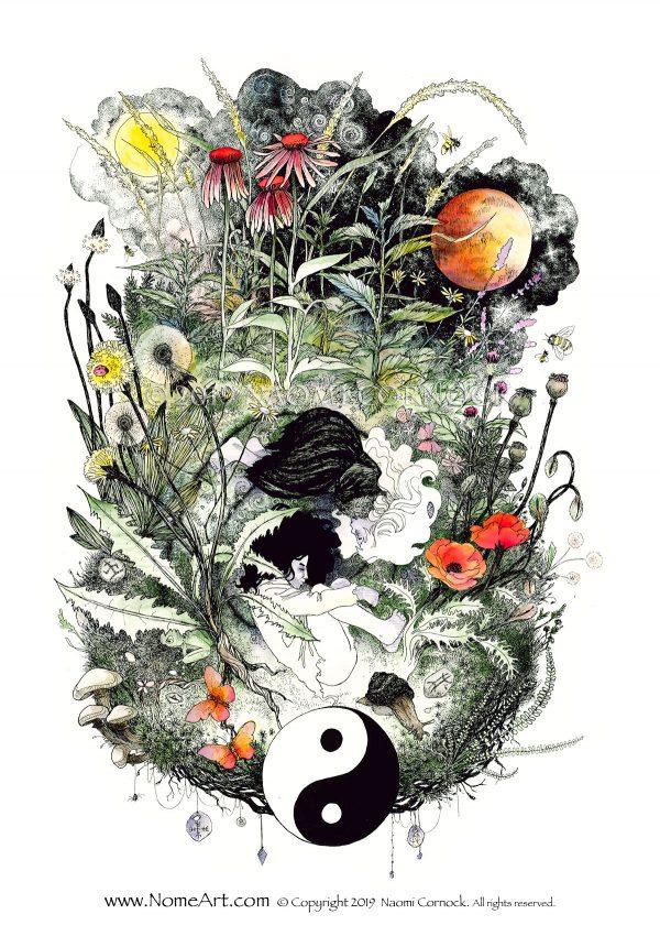 Healing Herbs by Naomi Cornock