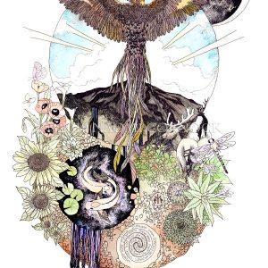 Pheonix Rising by Naomi Cornock