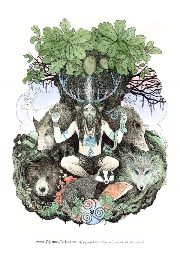 Healing Earth by Naomi Cornock