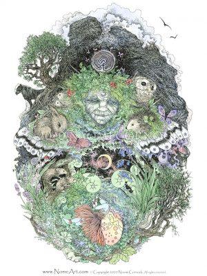 Healing Ancestors by Naomi Cornock