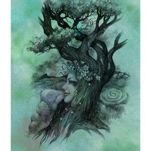 Hawthorn Huathe: The May Queen, The Faerie Tree