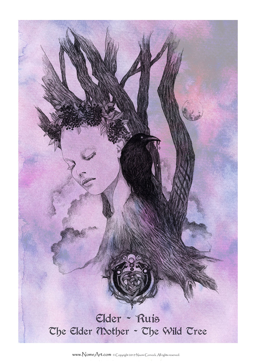 Elder Ruis: The Elder Mother