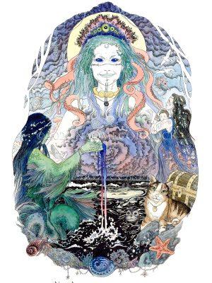 Healing Tides by Naomi Cornock