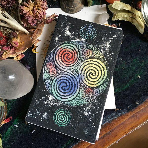 Old Ways Magic Oracle by Naomi Cornock