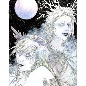 Jack Frost and Crystaline
