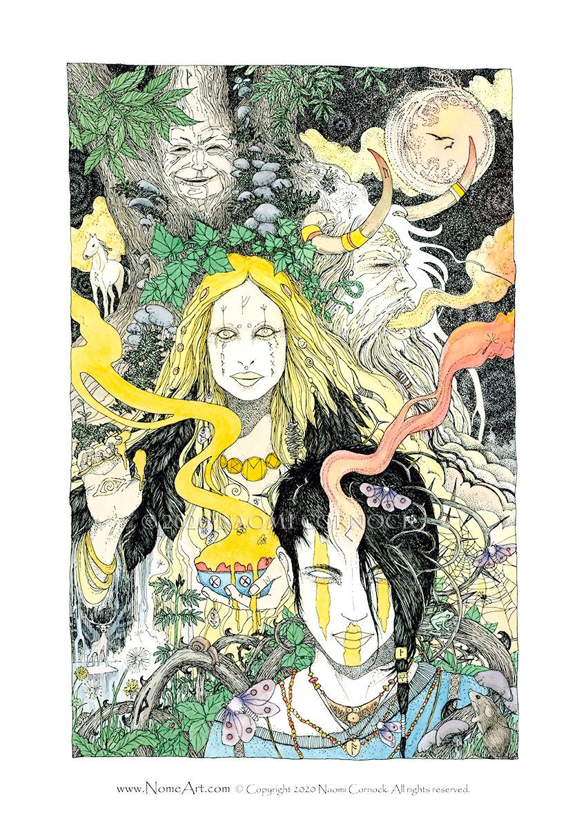Freya - Shaman's Song