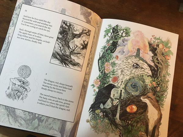 myth and magic page