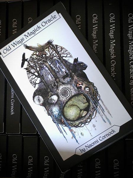 Old Ways Magick Oracle box