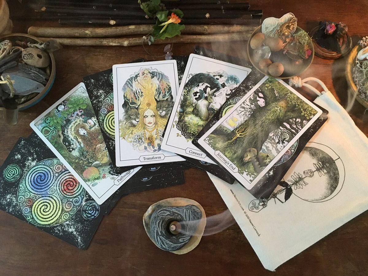 Old Ways Magick Oracle Cards