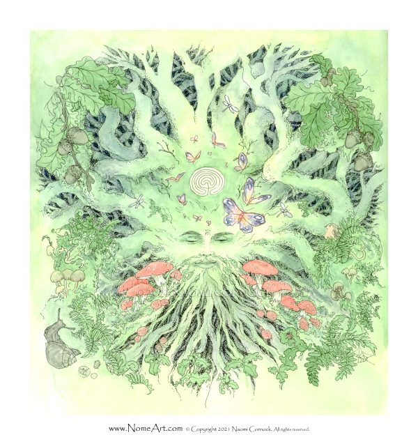 oak spirit